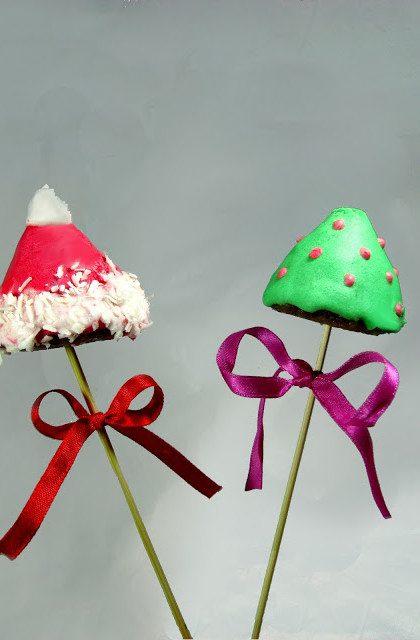 Piernikowe Trufle na Święta