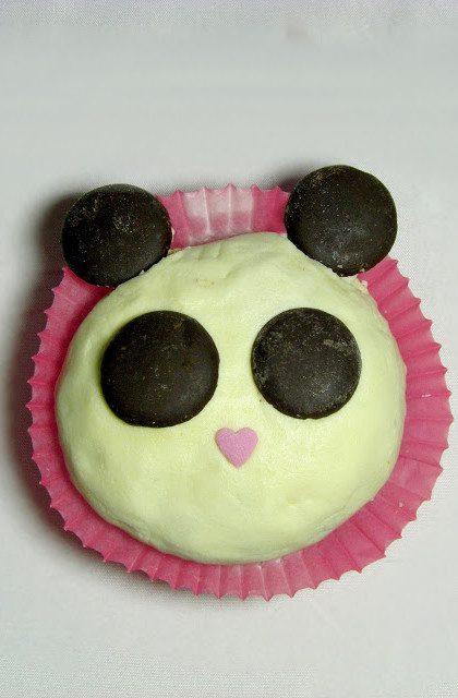 Muffiny Kawowe Pandy