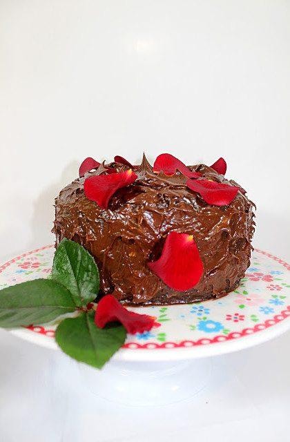 Najlepsze Ciasto Czekoladowe, jak Brownie