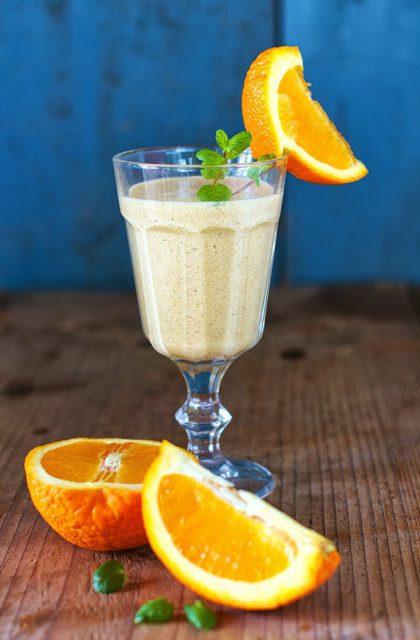 Milkshake Pomarańczowy