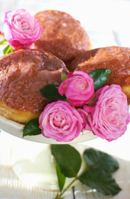 Pączki z Różą