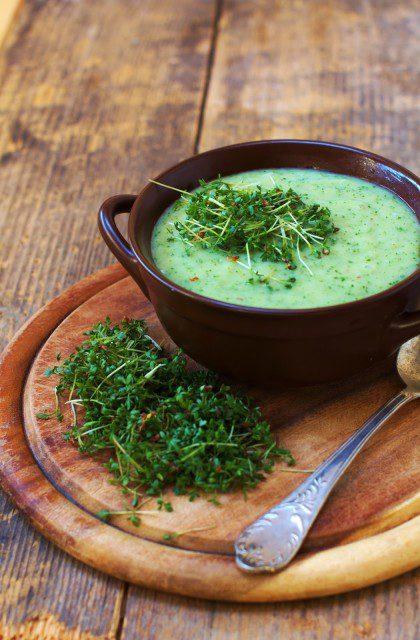 Zupa Krem z Rzeżuchy