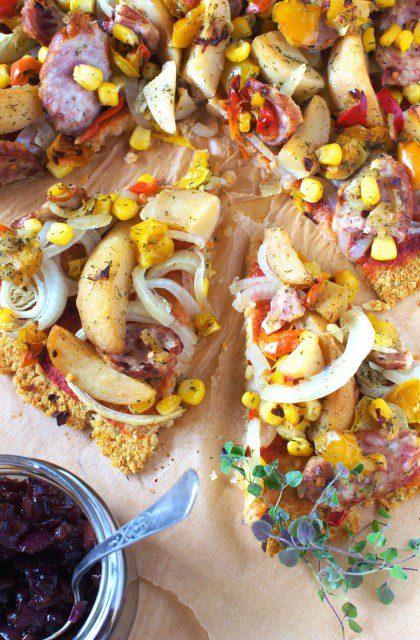 21 Pomysłów na Pizzę!