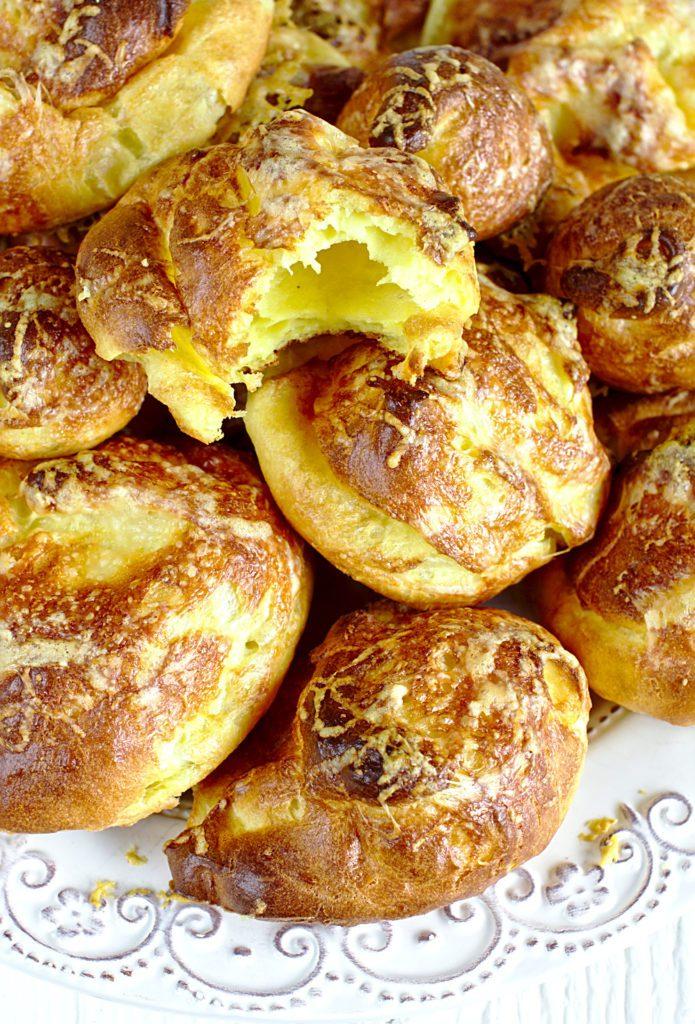 Bułeczki z Sera Gruyère