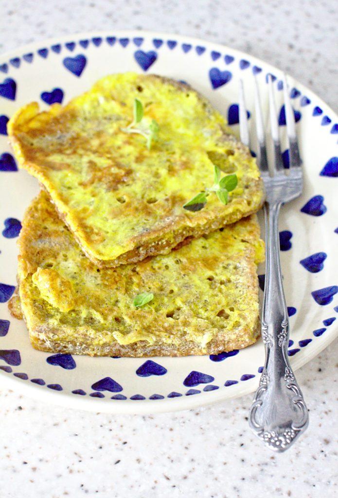Chleb Smażony w Jajku