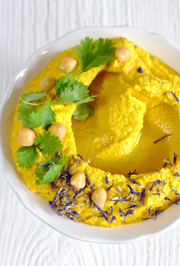 Hummus z Marchewki, Marchewkowy