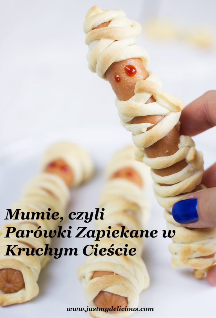 Parówki w Cieście Kruchym, Mumie