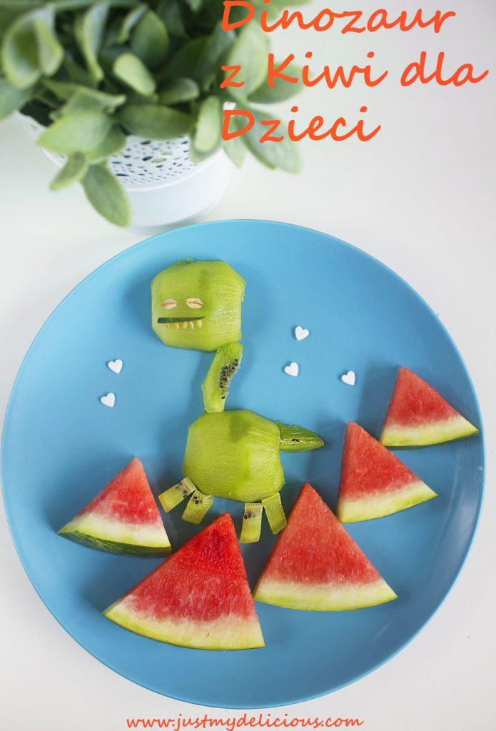 Owoce dla Dzieci, Dinozaur z Kiwi