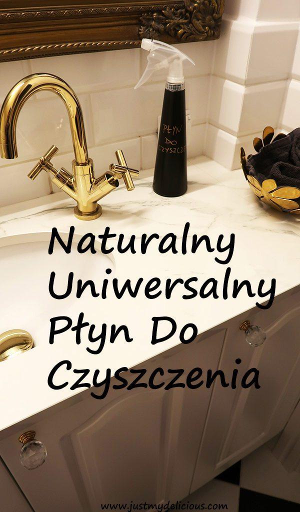 Naturalny Uniwersalny Płyn do Czyszczenia