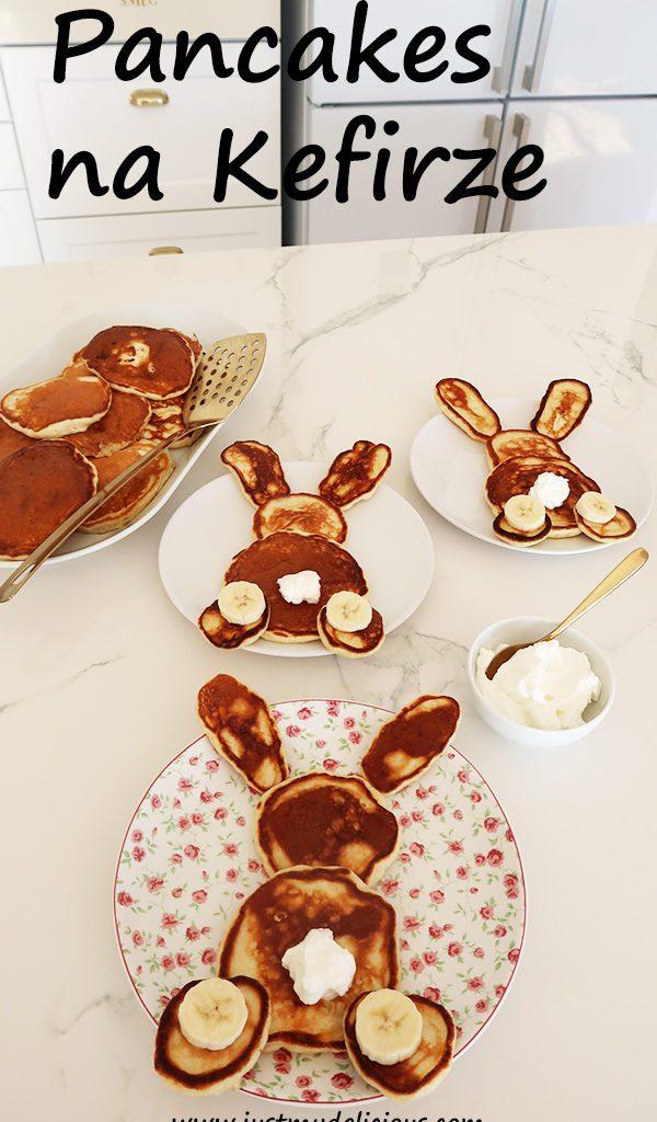 Pancakes (Placuszki) na Kefirze