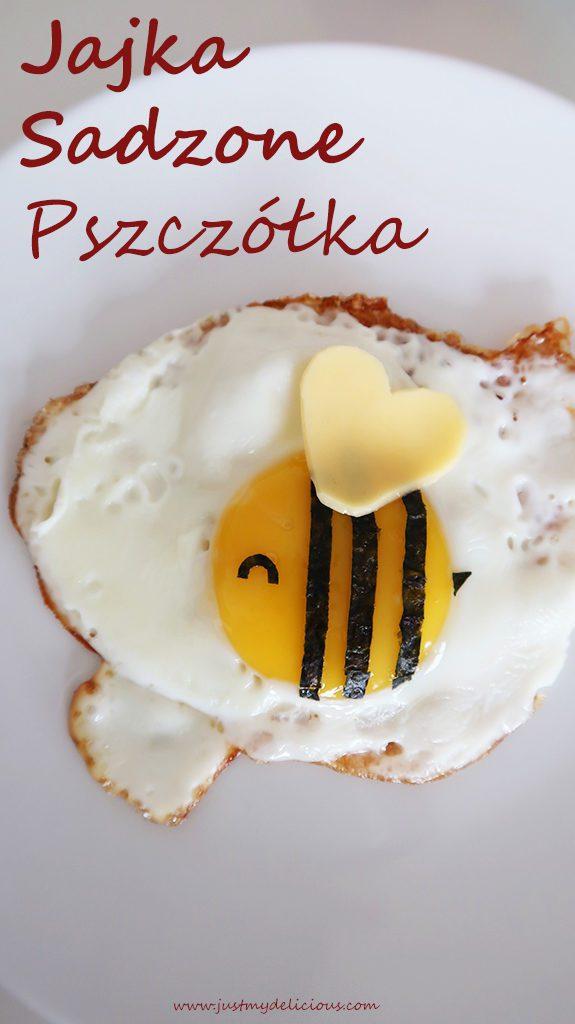 Jajko Sadzone Pszczółka