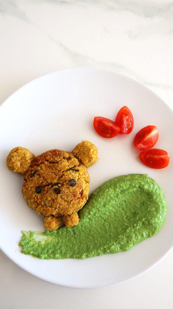 falafel dla dzieci