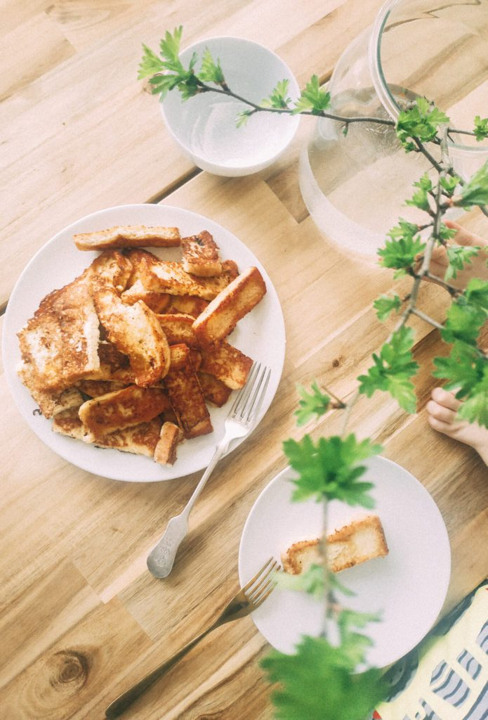 Cynamonowe Paluszki Chlebowe