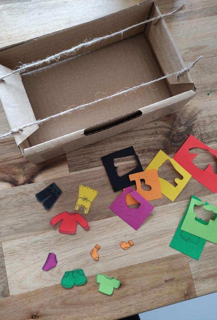 Suszarka na Pranie dla Dziecka DIY