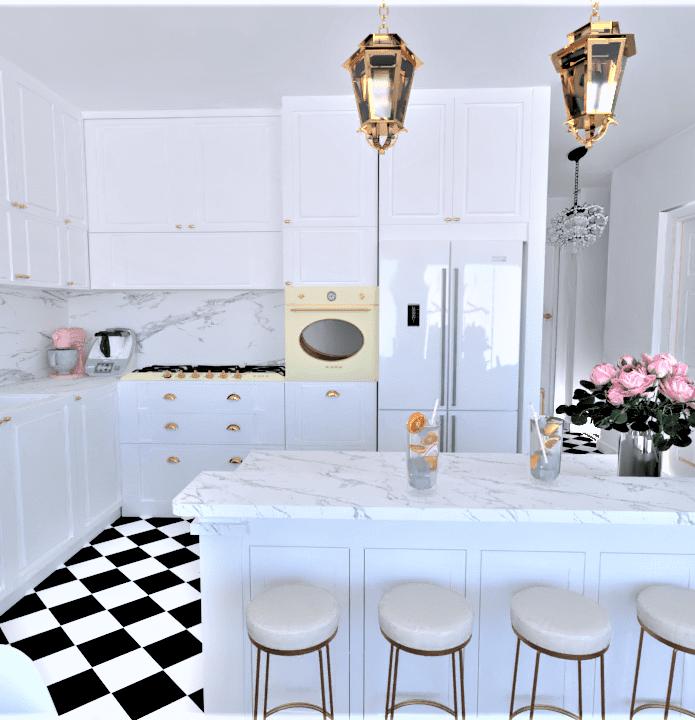 Jak Sama Zaprojektowałam Wnętrze Naszego Domu i Co z Tego Wyniknęło