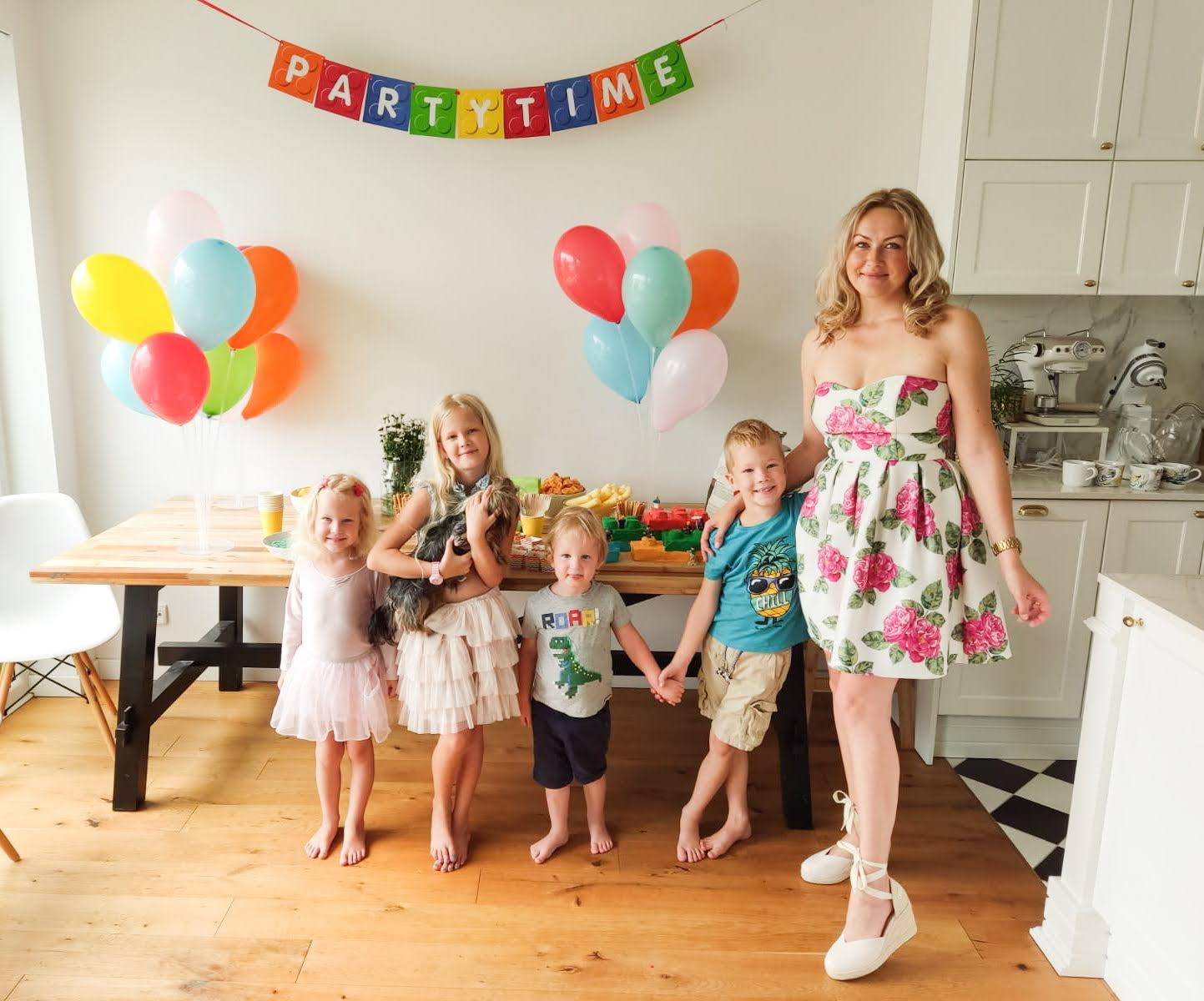 Jak zorganizować urodziny dziecka bez stresu