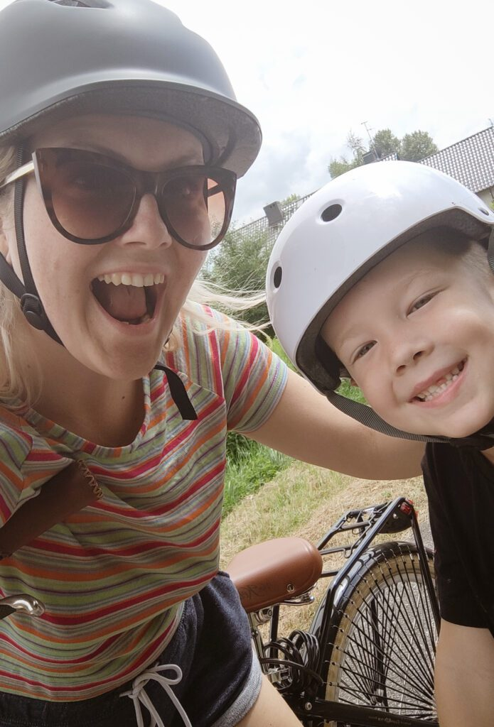 Wspólny Czas z Dzieckiem – Rower